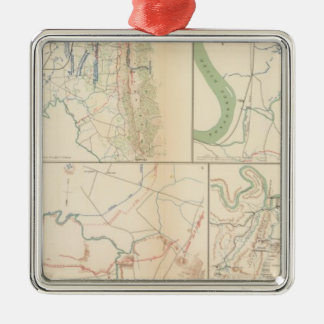 Lookout Mountain, Tennessee Christmas Ornament
