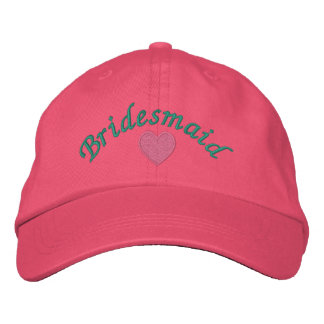 Looks Like Love - Bridesmaid Embroidered Hat