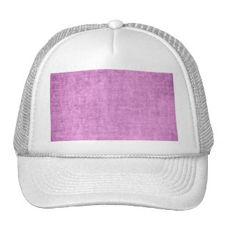 Looks Like Radiant Orchid  Chenille Fabric Texture Cap