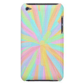 Looks Like Springtime - Colorful Abstract Barely There iPod Covers