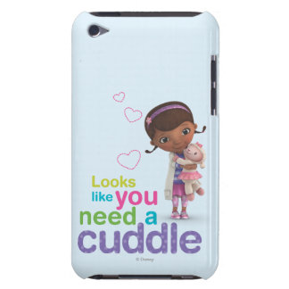 Looks Like You Need a Cuddle Barely There iPod Case