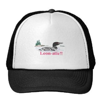 Loon-atic Cap