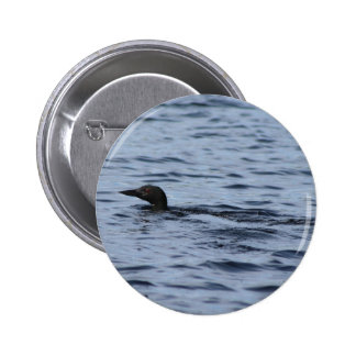 Loon Pinback Buttons