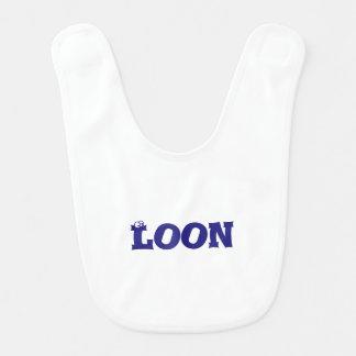 Loon Bib - Doric Words