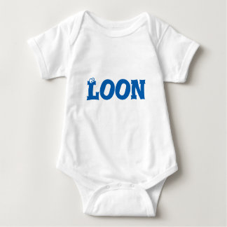 Loon (Boy) Baby Grow Baby Bodysuit