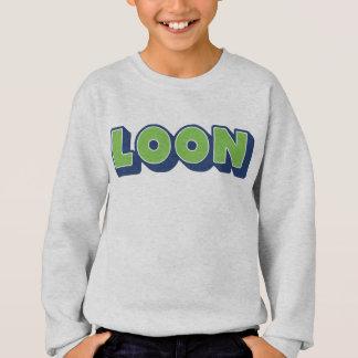 Loon, Doric Dialect, Boy, Scottish Sweatshirt
