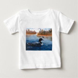 Loon Lake Toddlers Tshirt