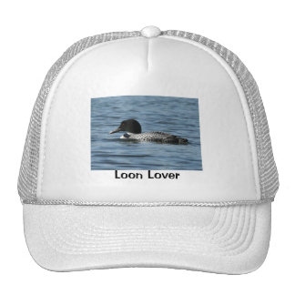 Loon Lover Hat
