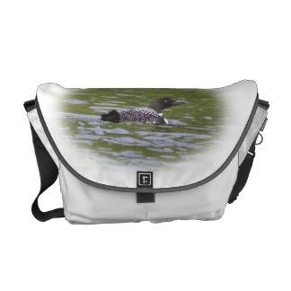 Loon Messenger Bag