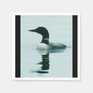 Loon Paper Napkin