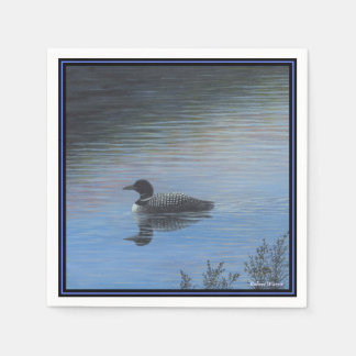 Loon Paper Napkins