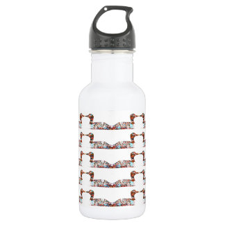 Loon Patterned 532 Ml Water Bottle