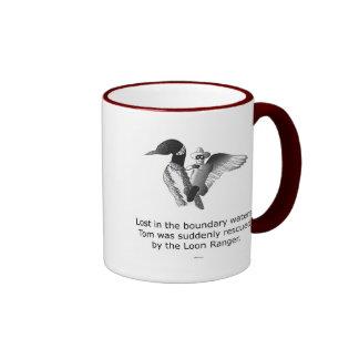 Loon Ranger Ringer Mug