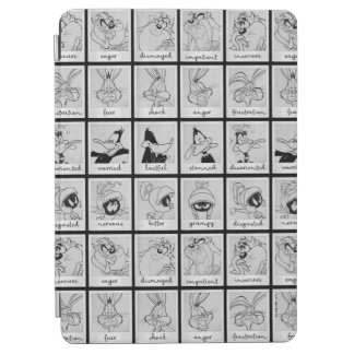 LOONEY TUNES™ Character Emotion Chart iPad Air Cover
