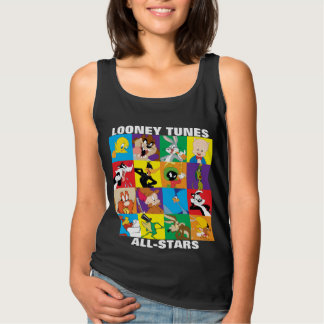 LOONEY TUNES™ Character Grid Tank Top