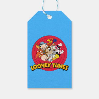 LOONEY TUNES™ Character Logo Gift Tags