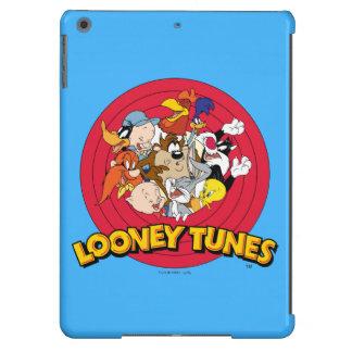 Looney Tunes Character Logo iPad Air Cases