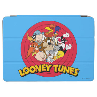 LOONEY TUNES™ Character Logo iPad Air Cover