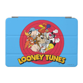LOONEY TUNES™ Character Logo iPad Mini Cover