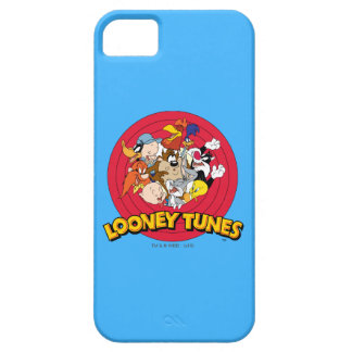 LOONEY TUNES™ Character Logo iPhone 5 Cover