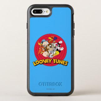 LOONEY TUNES™ Character Logo OtterBox Symmetry iPhone 8 Plus/7 Plus Case