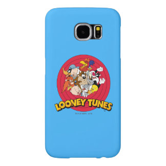 LOONEY TUNES™ Character Logo Samsung Galaxy S6 Cases