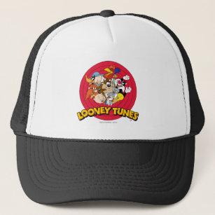 19d85d83be4 Looney Tune Characters Baseball   Trucker Hats