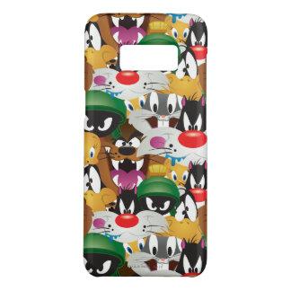 LOONEY TUNES™ Emoji Pattern Case-Mate Samsung Galaxy S8 Case