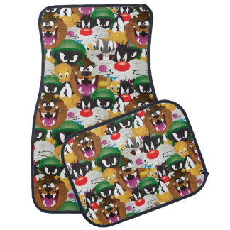 LOONEY TUNES™ Emoji Pattern Floor Mat
