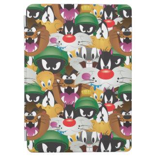 LOONEY TUNES™ Emoji Pattern iPad Air Cover