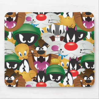 LOONEY TUNES™ Emoji Pattern Mouse Mat