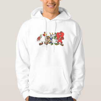 LOONEY TUNES™ Group Baseball Picture Hoodie
