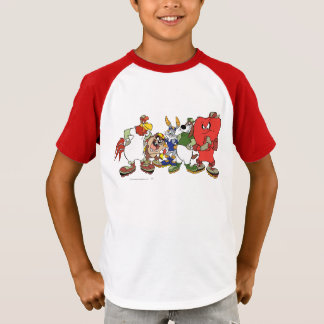 LOONEY TUNES™ Group Baseball Picture T-Shirt