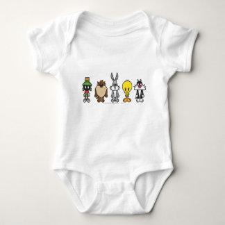 LOONEY TUNES™ Group Photo Op Baby Bodysuit