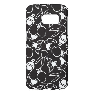 LOONEY TUNES™ Head Outlines Pattern