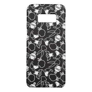 LOONEY TUNES™ Head Outlines Pattern Case-Mate Samsung Galaxy S8 Case