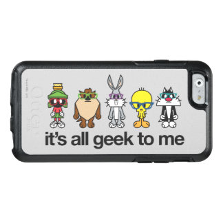 LOONEY TUNES™ Nerds - All Geek OtterBox iPhone 6/6s Case