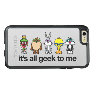 LOONEY TUNES™ Nerds - All Geek OtterBox iPhone 6/6s Plus Case