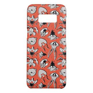 LOONEY TUNES™ Retro Halftone Pattern Case-Mate Samsung Galaxy S8 Case