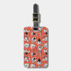LOONEY TUNES™ Retro Halftone Pattern Luggage Tag