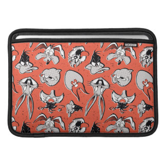 LOONEY TUNES™ Retro Halftone Pattern Sleeve For MacBook Air