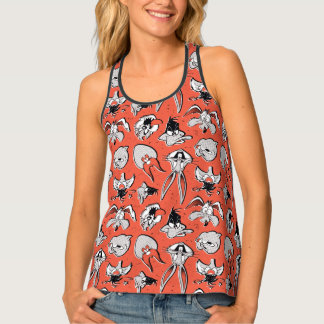 LOONEY TUNES™ Retro Halftone Pattern Tank Top