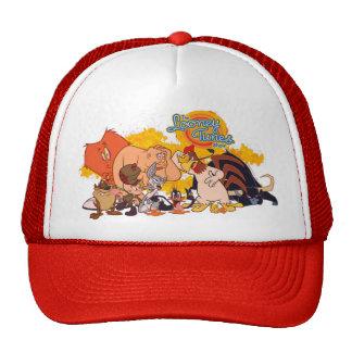 Looney Tunes Show Cast & Logo Cap
