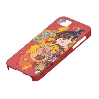 Looney Tunes Show Cast & Logo iPhone 5 Case