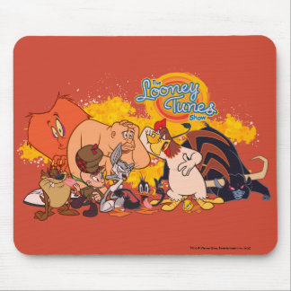 Looney Tunes Show Cast & Logo Mouse Mat
