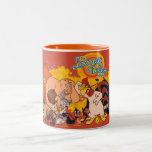 Looney Tunes Show Cast & Logo Two-Tone Mug