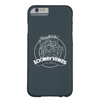 LOONEY TUNES™ THAT'S ALL FOLKS!™ BARELY THERE iPhone 6 CASE