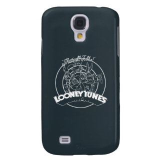 LOONEY TUNES™ That's All Folks Galaxy S4 Case