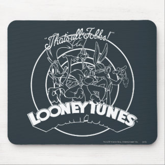 LOONEY TUNES™ THAT'S ALL FOLKS!™ MOUSE MAT