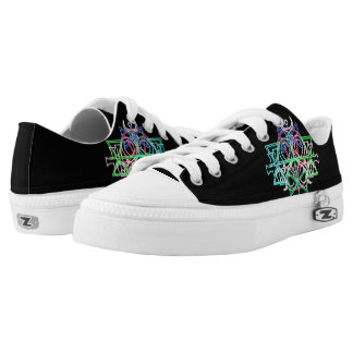 LooneySkull Symbols Low Tops